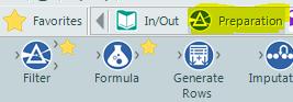 Change default tool